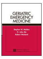 Geriatric Emergency Medicine,1/e
