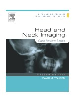 Head and Neck Imaging, 2nd Edition - Case Review Series