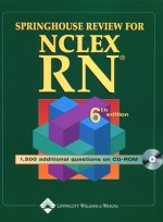 Springhouse Review for NCLEX-RN, 4/e(with CD-ROM)