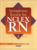 Springhouse Review for NCLEX-RN (5th ed )
