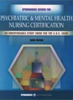 Springhouse Reivew for Psychiatric & Mental Health Nursing Certification (3rd ed )