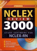 NCLEX Review 3000(Study Software For NCLEX-RN)