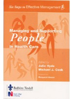 Managing and Supporting People in Health Care