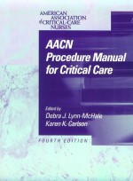AACN Procedure Manual for Cirtical Care (4e)