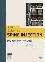 척추 통증의 진단과 치료적 주사법 (Atlas of SPINE INJECTION)