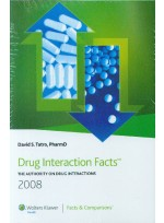 Drug Interaction Facts 2008