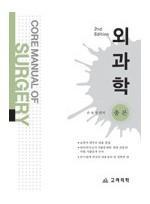 CoreManual 외과학(총론,각론)set 2판