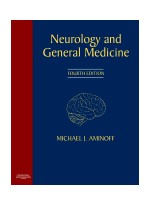 Neurology and General Medicine,4/e