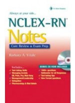 NCLEX-RN® Notes: Core Review and Exam Prep