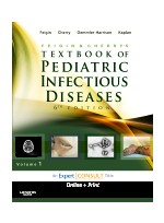 Feigin and Cherry's Textbook of Pediatric Infectious Diseases, 6/e