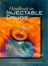 Handbook On Injectable Drugs, (15th)