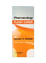 Pharmacology Flash Cards, 2/e