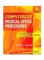 Computerized Medical Office Procedures, 2/e
