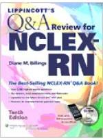 Lippincott's Q&A Review for NCLEX-RN, 10/e