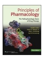 Principles of Pharmacology,3/e: The Pathophysiologic Basis of Drug Therapy(IE)