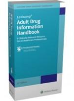 Adult Drug Information Handbook 30e (2020-2021)