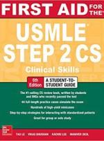 First Aid for the USMLE Step 2 CS,6/e(IE)