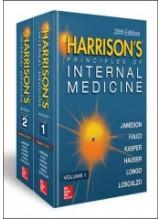 Harrison's Principles of Internal Medicine, 20e (2volume)