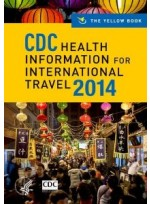 CDC Health Information for International Travel 2014: The Yellow Book [Paperback]
