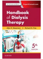 Handbook of Dialysis Therapy,5/e