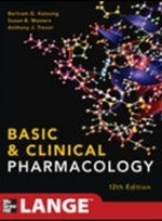 Basic & Clinical Pharmacology,12/e(IE)