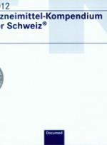 Arzneimittel-Kompemdium der Schweiz 2012 - 스위스 의약품집 -