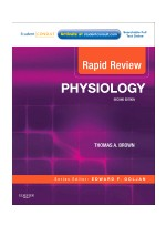 Rapid Review Physiology, 2/e