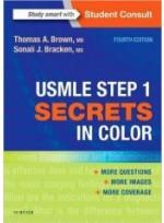 USMLE Step 1 Secrets in Color, 4/e