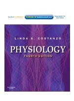 Physiology, 4/e