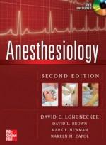 Anesthesiology, 2/e