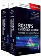 Rosen's Emergency Medicine, 8/e (2vol.)