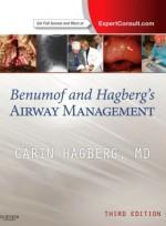 Benumof and Hagberg's Airway Management, 3/e