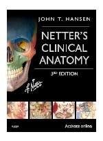 Netter's Clinical Anatomy,3/e-with Online Access