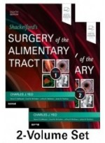 Shackelford's Surgery of the Alimentary Tract (2Vol), 8/e