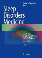 Sleep Disorders Medicine 4th