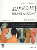 표면해부학 Surface Anatomy