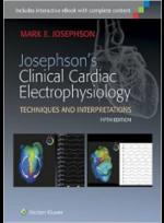 Josephson's Clinical Cardiac Electrophysiology, 5/ed