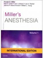 Miller's Anesthesia, 2-Volume Set, 8/e (IE)