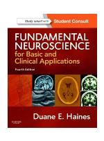 Fundamental Neuroscience for Basic & Clinical Applications,4/e