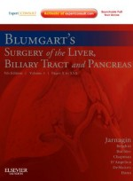 Blumgart's Surgery of the Liver, Pancreas and Biliary Tract, 5/e (2 Vol)