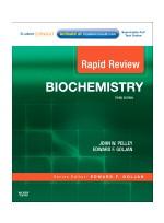 Rapid Review Biochemistry, 3/e