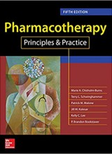Pharmacotherapy: Principles and Practice 5e